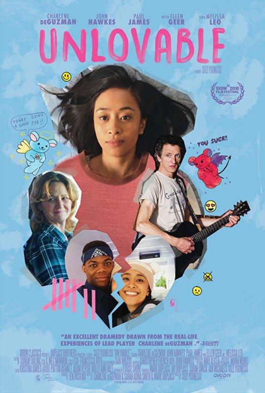 Sem Amor msotra sp poster