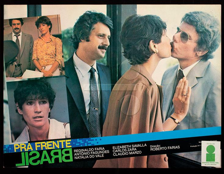 Filmes sobre o Golpe de 64 - Pra Frente Brasil (1982 Direção Roberto Farias