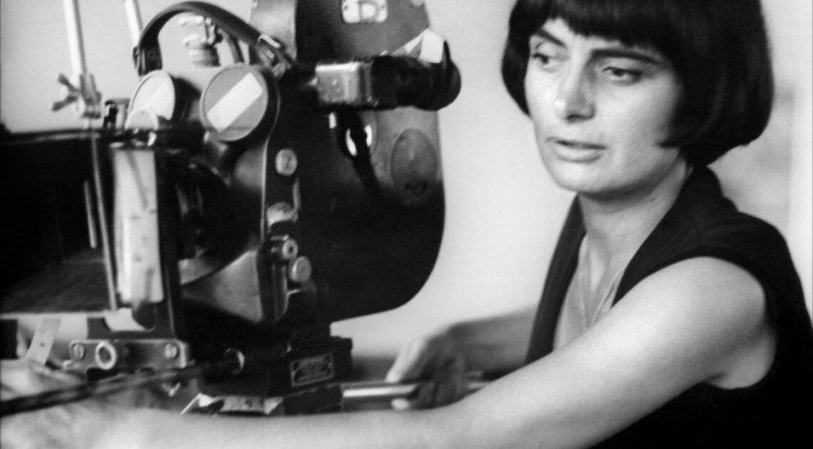 Curso Mulheres no Cinema - Agnes Varda