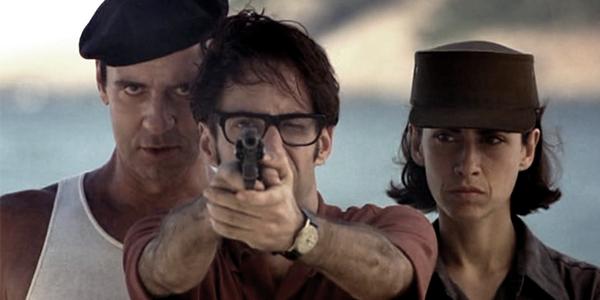 Filmes sobre o Golpe de 64 - O que é isso companheiro? de 1997 dirigido por Bruno Barreto