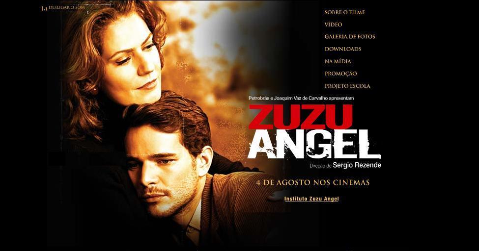 Zuzu Angel de 2006 de Sérgio Rezende