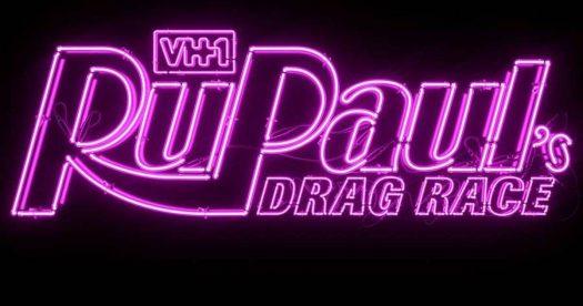 RuPaul Drag Race Logo