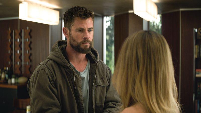Vingadores: Ultimato - Thor e Capitã Marvel