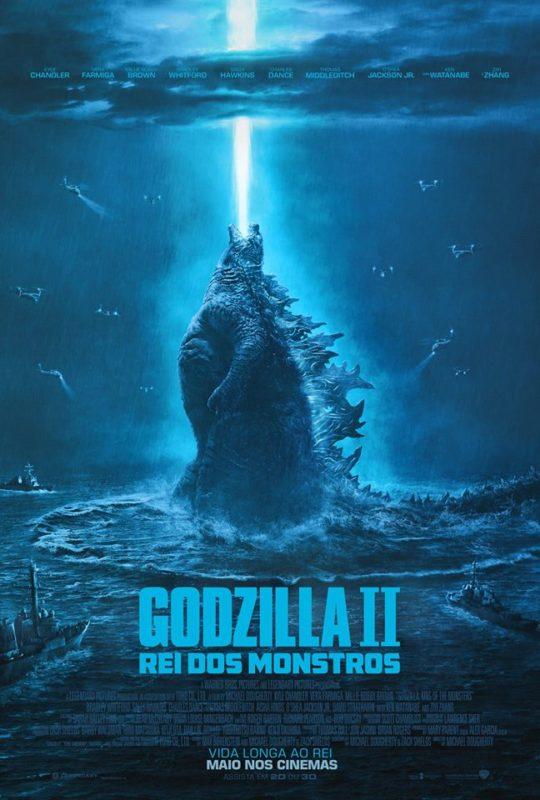 Godzilla 2 Pôster