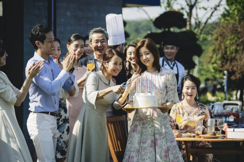 Parasita, de Joon-ho Bong - cena do filme