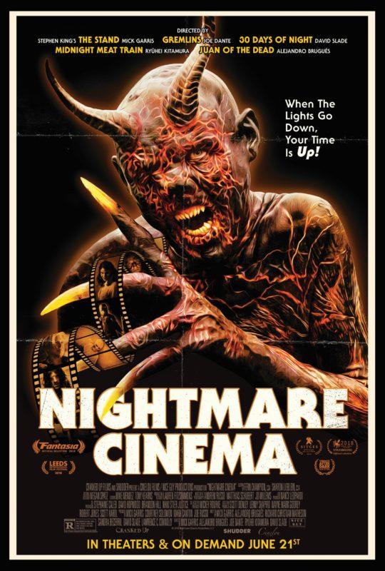 Nightmare Cinema Capa