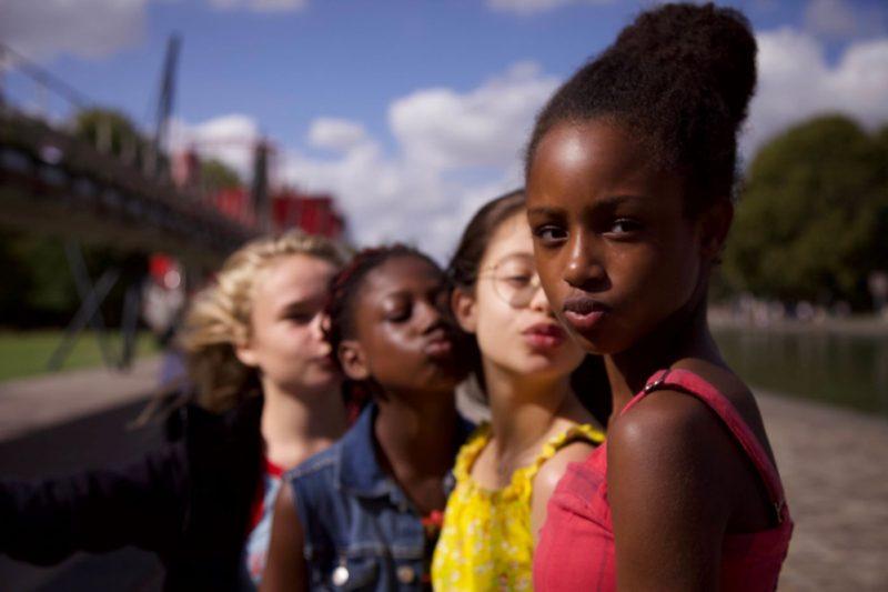 Cena do filme Cuties, Netflix, no Festival de Sundance 2020