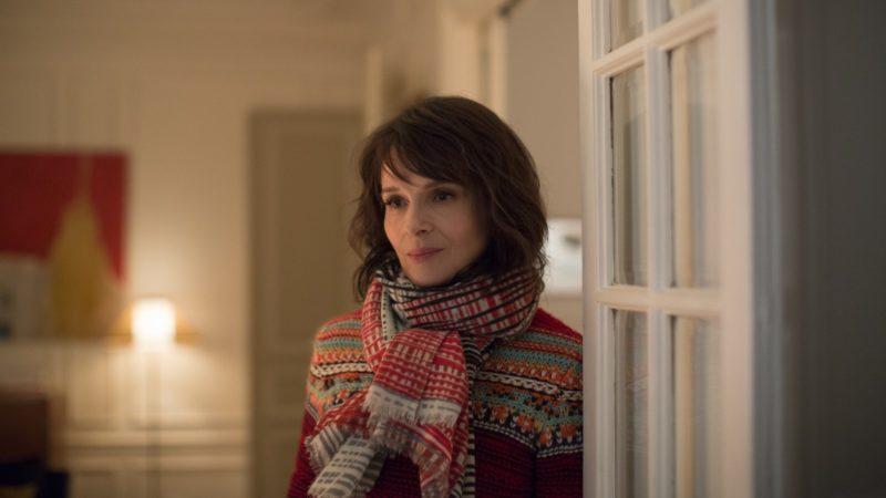 Juliette Binoche no filme Vidas Duplas