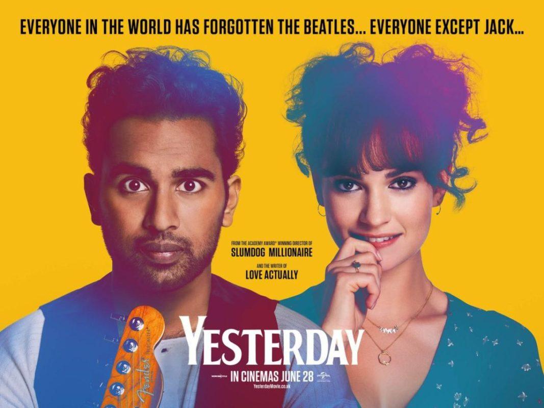 Filme para Aquecer o Coração Yesterday