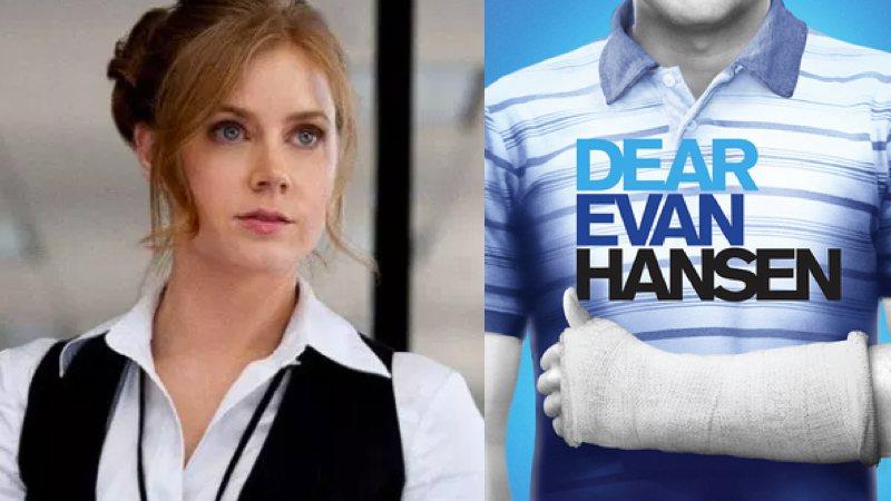 Amy Adams é confirmada no elenco de Dear Evan Hanser
