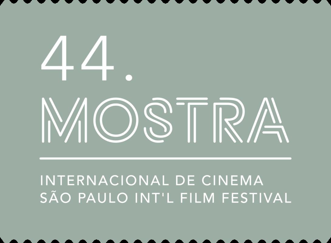 Logo - 44ª Mostra Internacional de Cinema de São Paulo