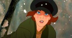 foto da personagem principal, Anastácia
