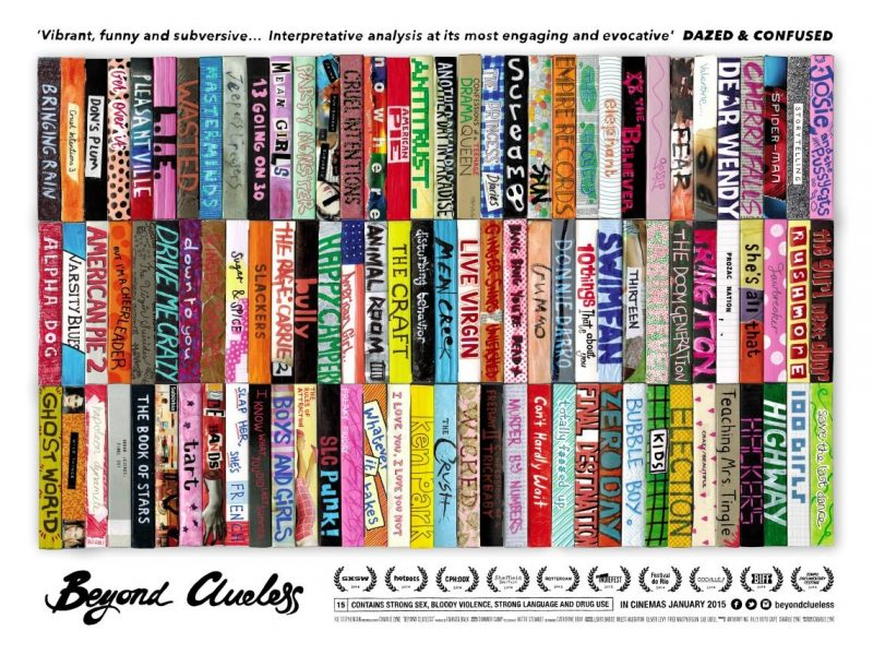 Documentário analisa os filmes adolescentes dos anos 80 e 90: Beyond Clueless: Muito Além das Patricinhas de Beverly Hills.