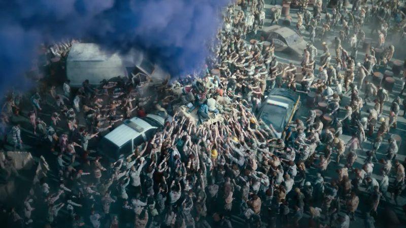 Trailer de Army of the Dead: Invasão em Las Vegas