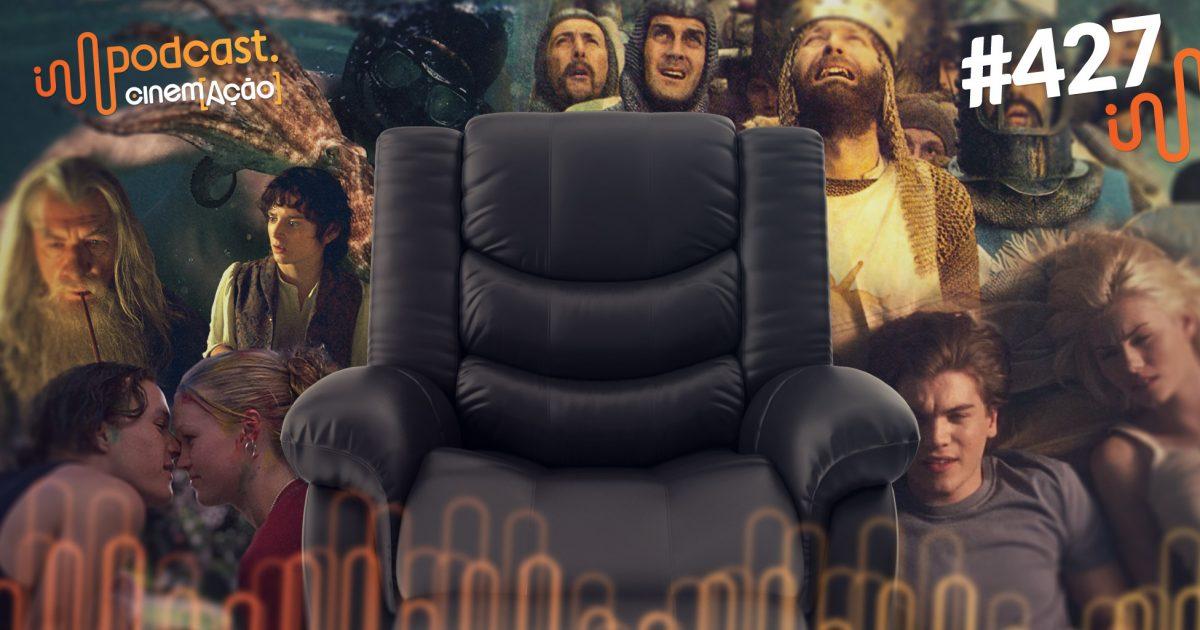 Podcast Cinem(ação) #427: Filmes confortáveis