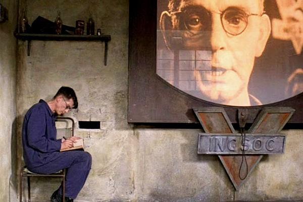 Vigilância em 1984, temática do CineBH